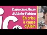 Capucine Anav «abandonnée» par Alain-Fabien, «un coup de théâtre» à cause...