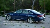 Der neue Audi S8 - das Design - Sportliche Eleganz auf den Punkt inszeniert