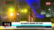 The 12  Mr and Miss MKU Nakuru campus contestants