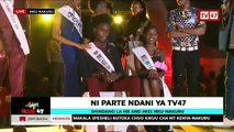 Mr and Miss  Mount Kenya  Nakuru campus are officially crowned.