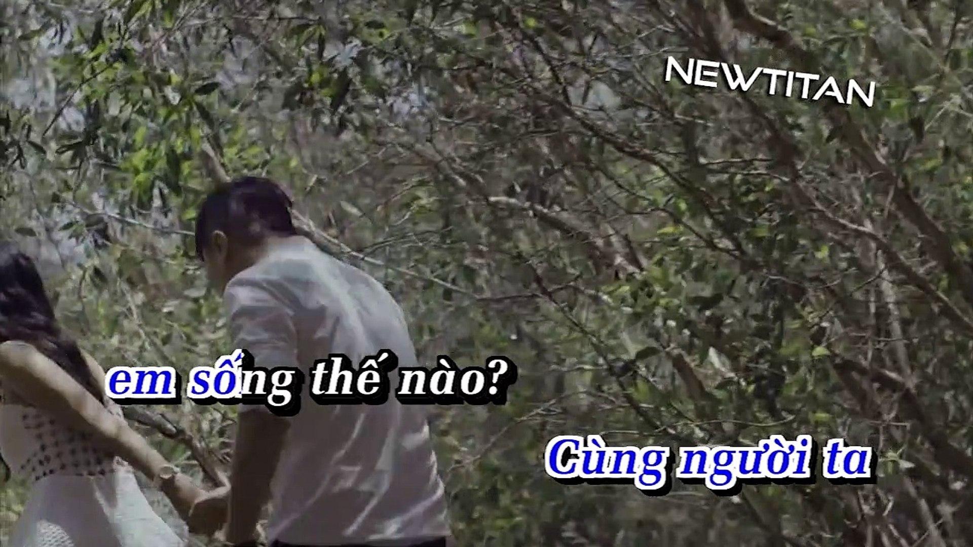 [Karaoke] Em Quay Về Đi (I'll Let You Go) - Vương Anh Tú [Beat]