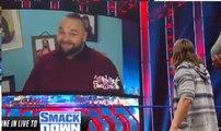 BRAY WYATT THE FIEND WWE VS DANIEL BRYAN SMACKDOWN ON FOX