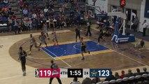 Jaron Blossomgame (22 points) Highlights vs. Salt Lake City Stars