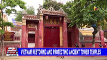 Vietnam restoring and protecting ancient tower temples