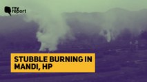 Sorry, Delhi, HP's Mandi Might Be Adding to Your Soaring Air Pollution
