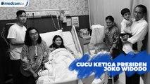Cucu Ketiga Presiden Jokowi Bernama La Lembah Manah