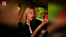 Ece Seçkin arabada rap söyledi, yüzüğü şarkıdan daha çok dikkat çekti