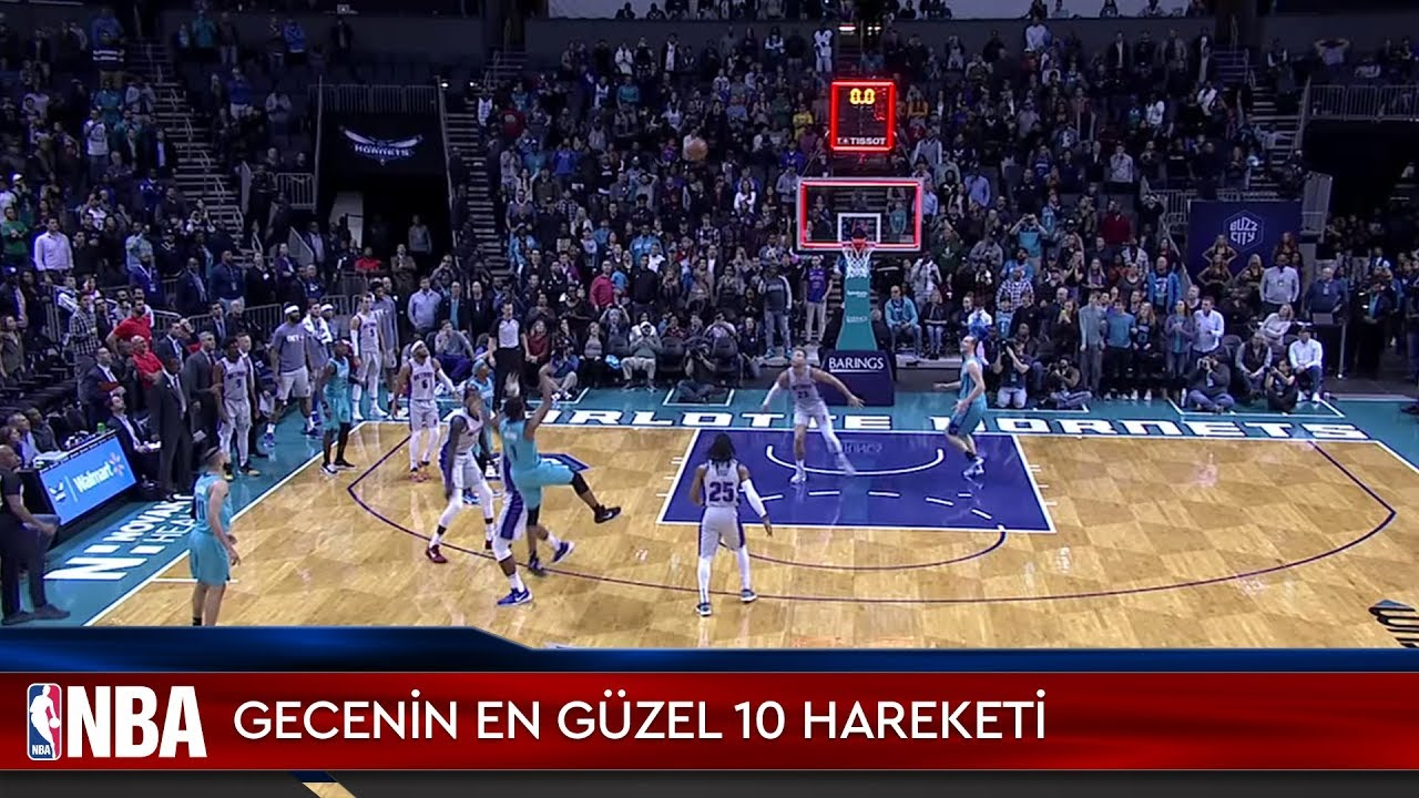 NBA'de Gecenin En Güzel 10 Hareketi | 16.11.2019