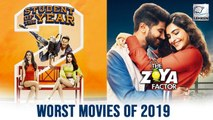 Worst Bollywood Movies Of 2019