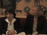 Marielle de Sarnez et Corinne Lepage
