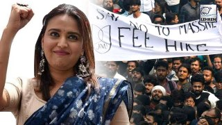 Swara Bhaskar TROLLED For Supporting JNU Protest Against Fee