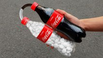 Experiment Coca Cola and Mentos!