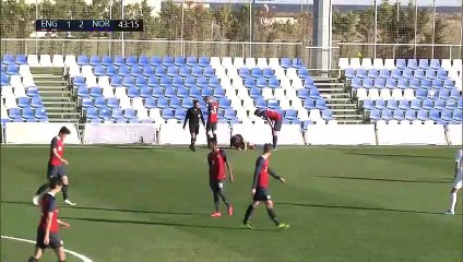 RE-LIVE: U18 NT England vs U18 NT Norway