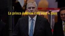 Le prince Andrew s'en veut « tous les jours » d'avoir côtoyé Jeffrey Epstein