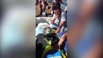 Familiares e amigos fazem emocionante despedida a Alisson de Araújo