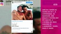Benjamin Castaldi : son fils Julien révèle pourquoi il n'était pas présent à l'un de ses mariages