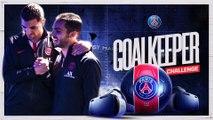 Goalkeeper Challenge: Thomas Meunier v Pablo Sarabia