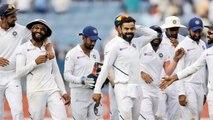 Kohli creates history in Indian test cricket