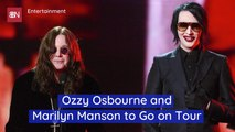 The Ultimate Tour Between Ozzy Osbourne And Marilyn Manson