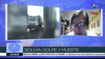Zubieta: hay 23 muertos en el marco del golpe de Estado en Bolivia