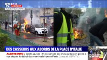 Gilets jaunes: 46 interpellations à Paris (1/2) - 16/11