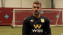 Heaton eyes England number one spot at Euro 2020