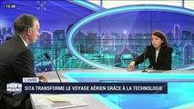 Sita transforme le voyage aérien grâce à la technologie - 16/11