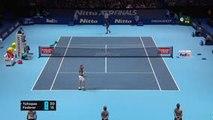 ATP : Masters - Tsitsipas bat Federer (6-3, 6-4) et va en finale
