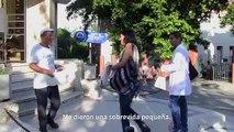 500 aniversario de La Habana: La doctora que va a pie