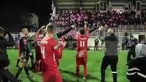 Au coeur de l'exploit de Chilly en Coupe de France