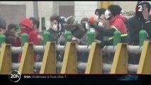 Iran : contestation et répression sanglante à huis clos