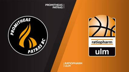 7Days EuroCup Highlights Regular Season, Round 8: Promitheas 82-77 Ulm