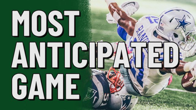 Verderame says Cowboys-Patriots will tell us plenty | Stacking the Box