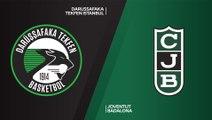 Darussafaka Tekfen Istanbul - Joventut Badalona Highlights | 7DAYS EuroCup, RS Round 8