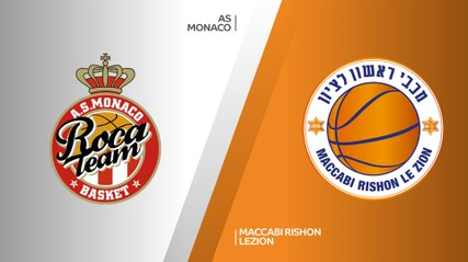 7Days EuroCup Highlights Regular Season, Round 8: Monaco 77-75 Rishon