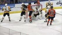 Wilkes-Barre/Scranton Penguins 2 - Lehigh Valley Phantoms 1