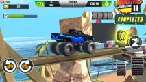 Monster Truck Offroad Mountain Drive - 4x4 SUV Truck Racing Games - Android GamePlay