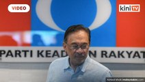 Anwar: Pick another president if you dare
