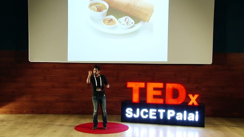 TEDx Talk by Joseph Annamkutty
