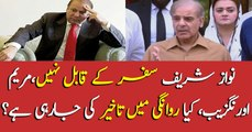 """""""Nawaz to leave for London on Tuesday,"""": PML-N"""
