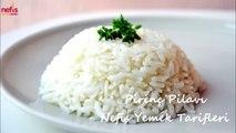 Tane Tane Pirinç Pilavı Nasıl Yapılır - Nefis Yemek Tarifleri