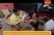 Wanita mengandung antara 13 ditahan dalam operasi dadah