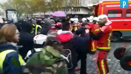 Un an de gilet jaunes : les casseurs de retour dans Paris