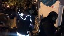 İstanbul'da operasyon: 9 aylık hamile kadın tutuklandı