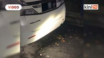 There is no safety issue, says police on Batu MP's car being pelted with eggs