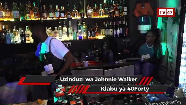 Mishemishe za wiki: Kenya launches Johnnie Walker Green Label  at Club 40Forty