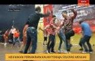 Keunikan permainan kaum Toraja selepas menuai