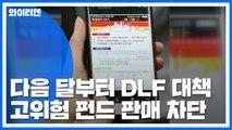 다음 달부터 DLF 대책...고위험 펀드판매 차단 / YTN