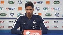 Varane s'exprime sur le retour de Kylian Mbappé