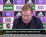 """Euro 2020 - Koeman : """"Nous espérions faire mieux"""""""